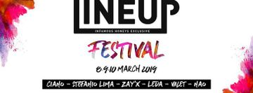 The Lineup Festival #Showtime