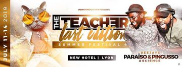 The Teacher Summer Festival 2019