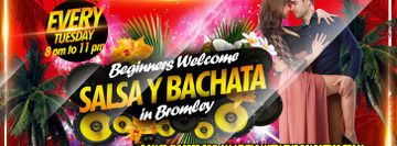 Tuesday Bromley Salsa and Bachata