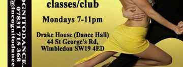Mondays at Wimbledon Salsa & Bachata Club