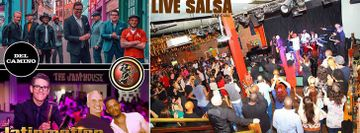LatinMotion Live Salsa Social Monthly @ The JamHouse
