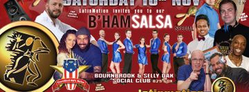 LatinMotion SALSA Saturday Monthly Social