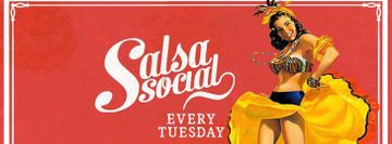 Salsa Social Lds Tuesdays At Revolucion De Cuba