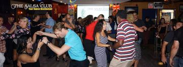 Latin Thursdays with the Salsa Club