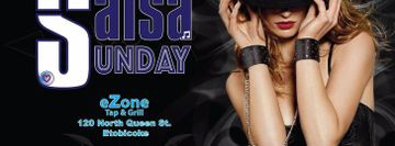Salsa Sundays at eZone Tap & Grill