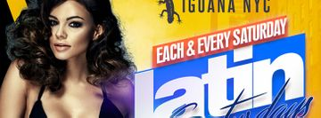 Latin Saturdays Club @ Iguana