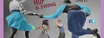 Harlem's  Swing Dance and Lindy Hop Class: Tuesdays!