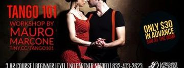 How to dance Argentine Tango! Crash Course for Beginners in Houston. Jan Ed.