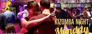 Free Kizomba Monday Afro-Latin Social in Downtown!