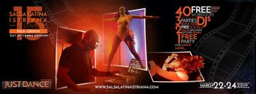 15th Salsa Latina Istriana festival - Weekend of Free workshops
