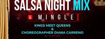 Kings Meet Queens Salsa Mix & Mingle