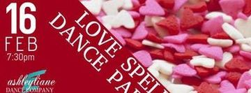 Ashleyliane Dance Company presents Love Spell 2019: A Valentine's Dance Party