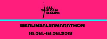 All You Can Dance: Berlin Salsa Marathon 2019