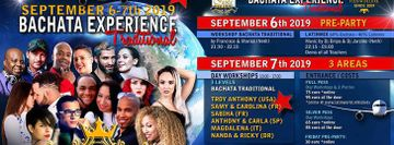 Fiesta Deluxe - Bachata Experience Traditional 2019