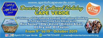 Spirit of Cape Verde, Cultural & Dancing Holiday, 3rd Edition