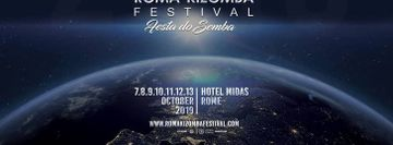 Roma Kizomba Festival - Festa do Semba 2019, 6th Ed