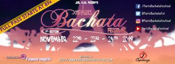 Paris Bachata Festival (official Event)
