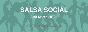 Weybridge Salsa Social - Salsa classes and party