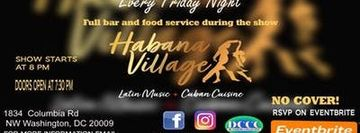 Habana Village Comedy Nights
