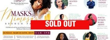 (SOLD OUT) Houston Mask & Mimosas Brunch Party by The Butter Bar Skincare