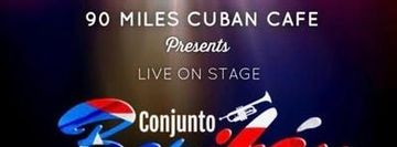 Conjunto Boriken Returns to 90 Miles Cuban Cafe