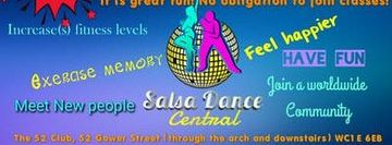 FREE introductory Salsa Lesson