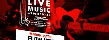 Live Music by Flow Vox (& FREE cocktail) at Bodega Taqueria y Tequila