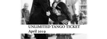Tango Unlimited in Times Square - April Ticket