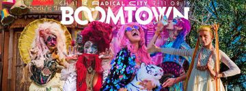 Boomtown CH11: A Radical City