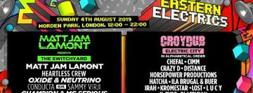 Eastern Electrics Festival Saturday 2019