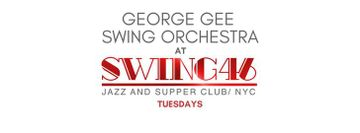 George Gee Swing46 Big Band Dance Party