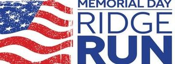 Official Ridge Run 5K Walk to Run Program