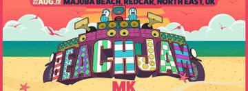BeachJam w/ MK, Sonny Fodera, Low Steppa