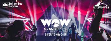 WOW Glacier Love 2019