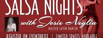 Salsa Nights with Josie Neglia