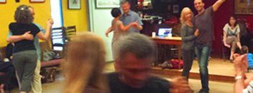 Afternoon Milonga at Esquina