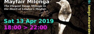 Mayfair Milonga 2nd Saturdays