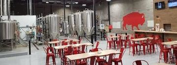 Red Bison Brewery Tour, Beer Flight & 10% Off Merch