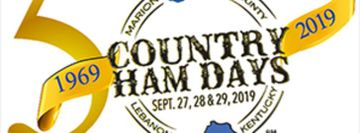 Marion County Country Ham Days 2019