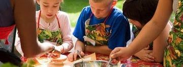 Kids Cook at the Market 2019 at King Farmers Market