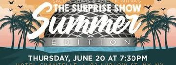 The Surprise Show: The Summer Edition