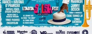 FIRST LONDON SALSA FEST - 200 FULL PASSES