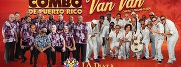 El Gran Combo & Los Van Van together for the first time in US history