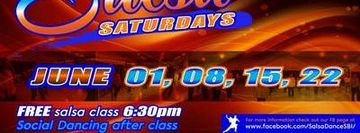 FREE Salsa Dance Lesson and Social EVERY SATURDAY Saddleback Irvine South