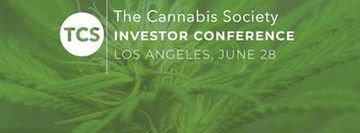 The Cannabis Society Investor Conference LA (Invite Only)