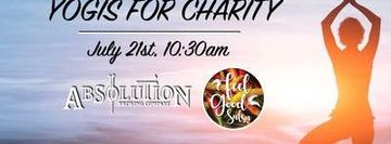 Yogis for Charity at Absolution