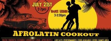 Afrolatin Cookout: Season 2