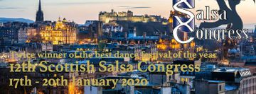 12th Scottish Salsa Congress