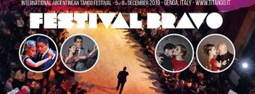 Festival Bravo - International Tango Festival 2019