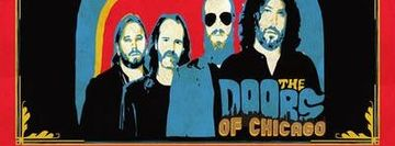 Doors of Chicago at 210 Live